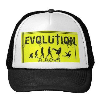 Evolution B.Boys Cap