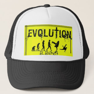 Evolution B.Boys Trucker Hat
