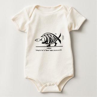 Evolution Baby Bodysuit
