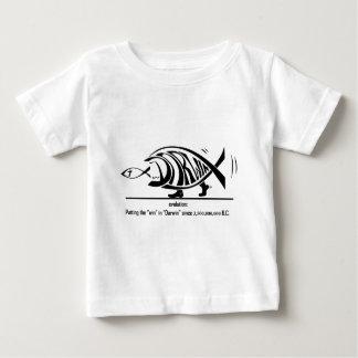 Evolution Baby T-Shirt