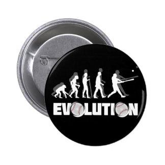 Evolution Baseball Pins
