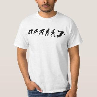 EVOLUTION 'BASKETBALL' FUNNY HUMOR T-Shirt