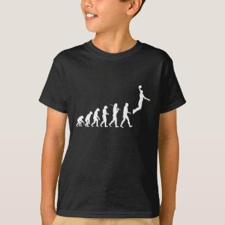 Evolution - Basketball Jump T-Shirt