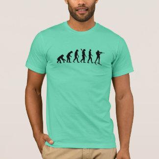 Evolution Biathlon Ski T-Shirt