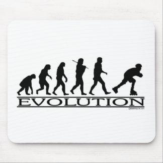 Evolution Blading Mouse Pad