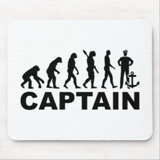 Evolution captain mouse pad