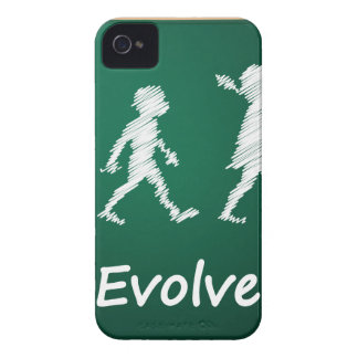 Evolution iPhone 4 Cover