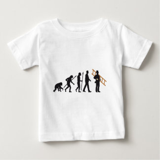 evolution chimney sweeps baby T-Shirt