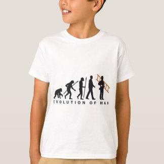 evolution chimney sweeps T-Shirt