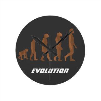 Evolution clocks