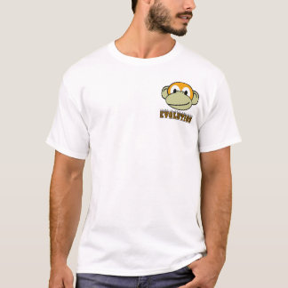 Evolution Common Ancestor 2 T-Shirt