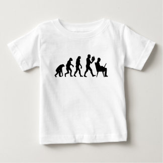 Evolution Computer Office Infant T-Shirt