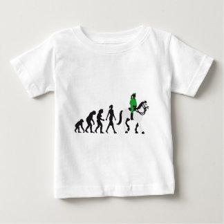evolution copilot, sheriff, marshal, policeman baby T-Shirt