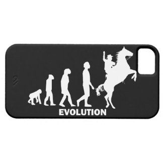 evolution cowboy iPhone 5 cases