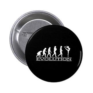 Evolution - Dance 6 Cm Round Badge