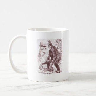 Evolution: 'Darwin is my homeboy' Mug