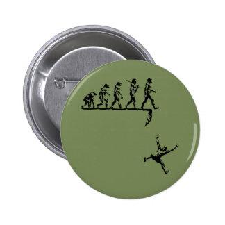 Evolution & Destiny 6 Cm Round Badge