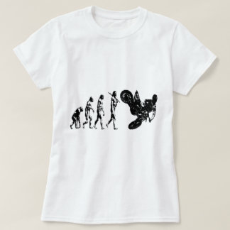 evolution dirt bike.png T-Shirt