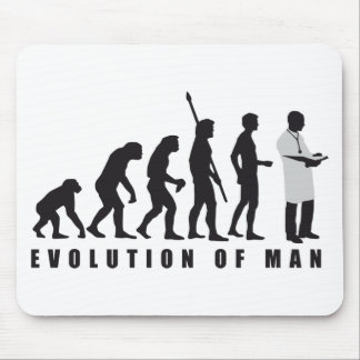 Evolution Doctor Mousepads