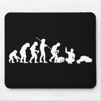 Evolution - drinking/party mouse pads