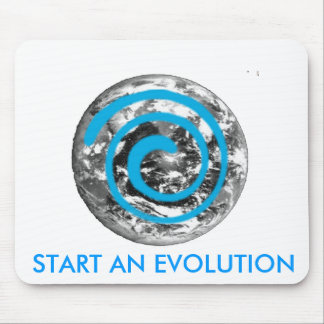 EVOLUTION EARTH MOUSE PAD