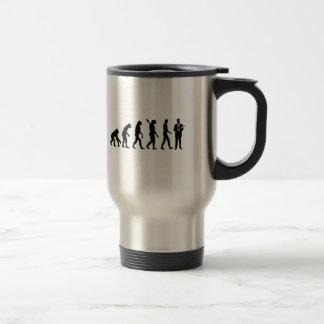 Evolution Engineer Travel Mug