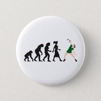 evolution female bath min tone more player 6 cm round badge