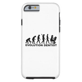 Evolution female dentist tough iPhone 6 case