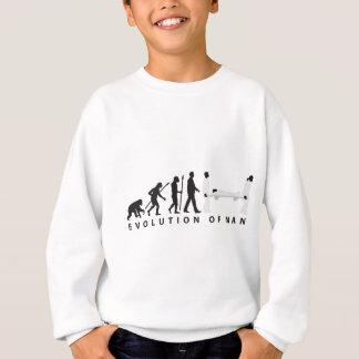 evolution female paramedic sweatshirt