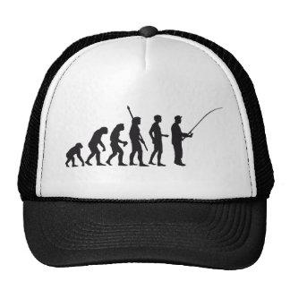 evolution fishing cap