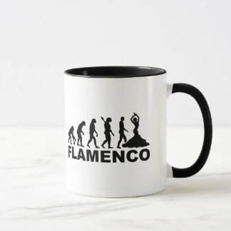 Evolution Flamenco Mug