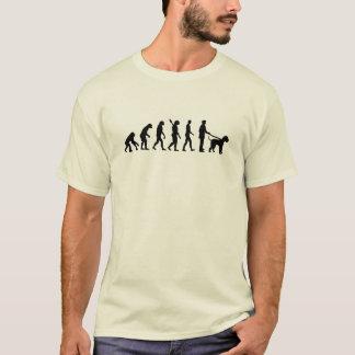 Evolution Giant Schnauzer T-Shirt