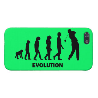evolution golf case for the iPhone 5