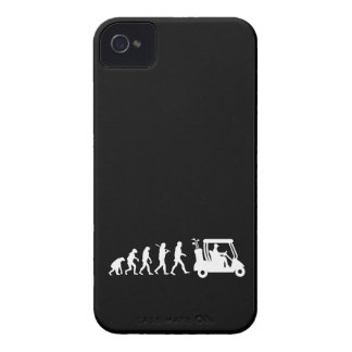 evolution golf iPhone 4 Case-Mate case