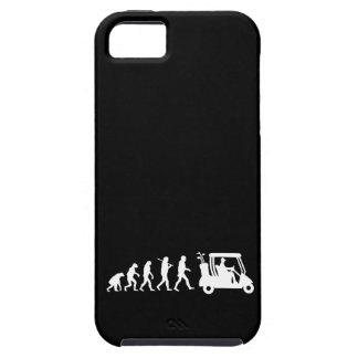 evolution golf iPhone 5 cover