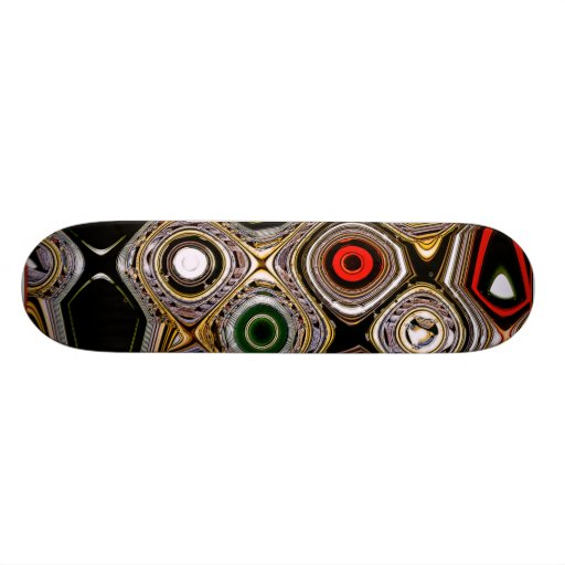 Evolution:  Growth, skasteboards Custom Skate Board