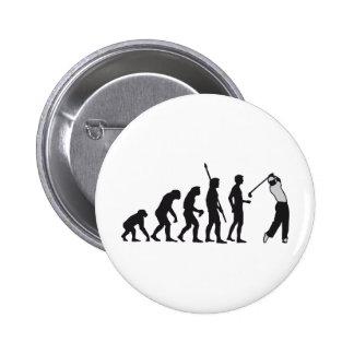 evolution gulf 6 cm round badge