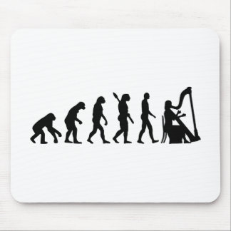 Evolution Harp Mouse Pad