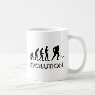Evolution Hockey Coffee Mug
