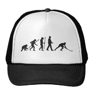 evolution hockey more player trucker hats