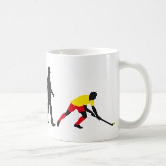 evolution hockey more player coffee mugs