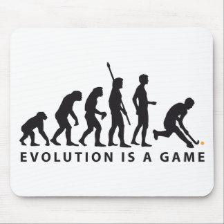 evolution hockey mousepads