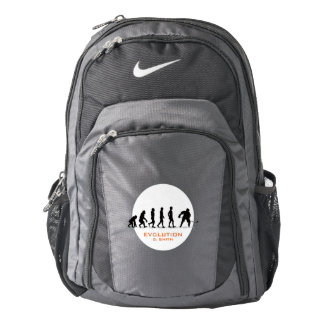 Evolution. Hockey Team. Your Official Backpack