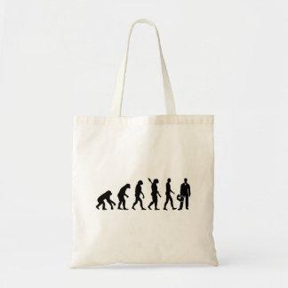 Evolution installer tote bag