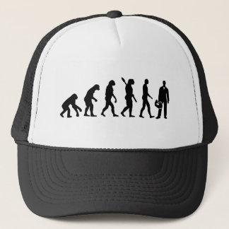 Evolution installer trucker hat