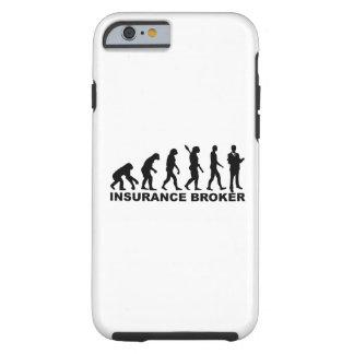 Evolution insurance broker tough iPhone 6 case