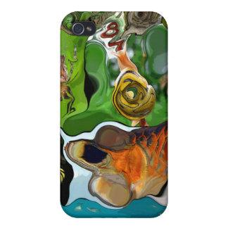 Evolution iPhone 4/4S Case