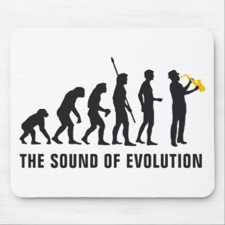 evolution jazz mouse pads