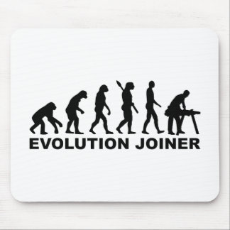 Evolution joiner mouse pad