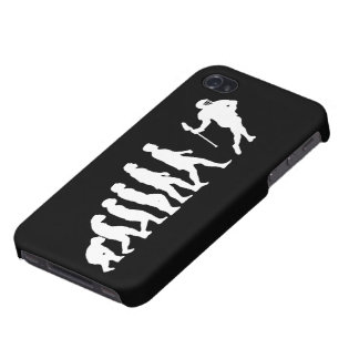 Evolution Lacrosse case iPhone 4/4S Covers